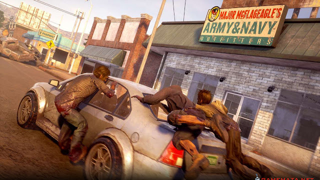 State of Decay 2 Gameplay Screenshot 2