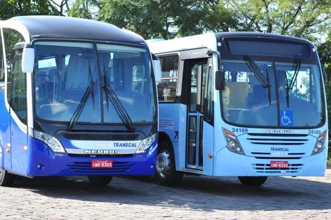 Novas tarifas das linhas da Transcal e da Sogil já estão em vigor