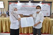KPU Luwu Utara Tetapkan Pasangan Indah-Suaib Calon Terpilih