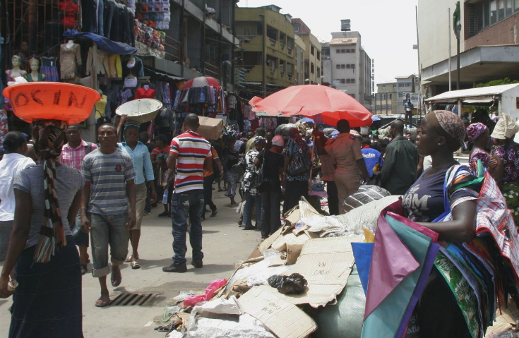 nigeria top list countries extreme poverty