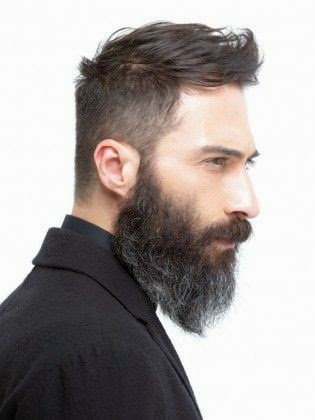Awesome Hipster Short Hair And Beard Combo The Grievances Short Hairstyles Gunalazisus