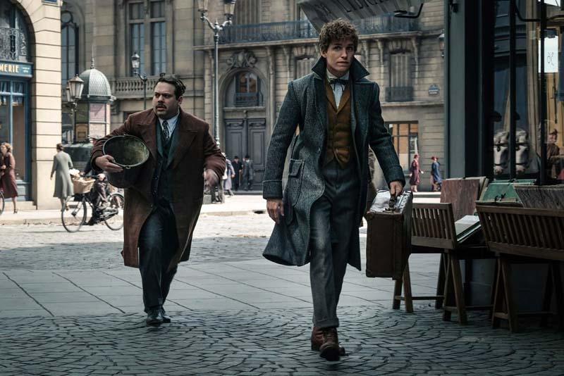 """Primeiro trailer de """"Animais Fantásticos: Os Crimes de Grindelwald"""" nos leva de volta à Hogwarts"""
