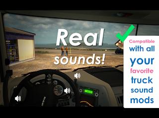 ets 2 sound fixes pack v18.19 screenshot 2