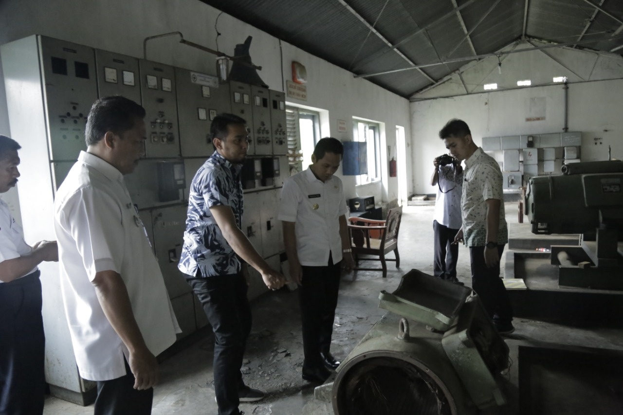 Bupati : Pabrik Teh Bekas Kebakaran Jadi Wisata Edukasi Museum Teh Kertowono