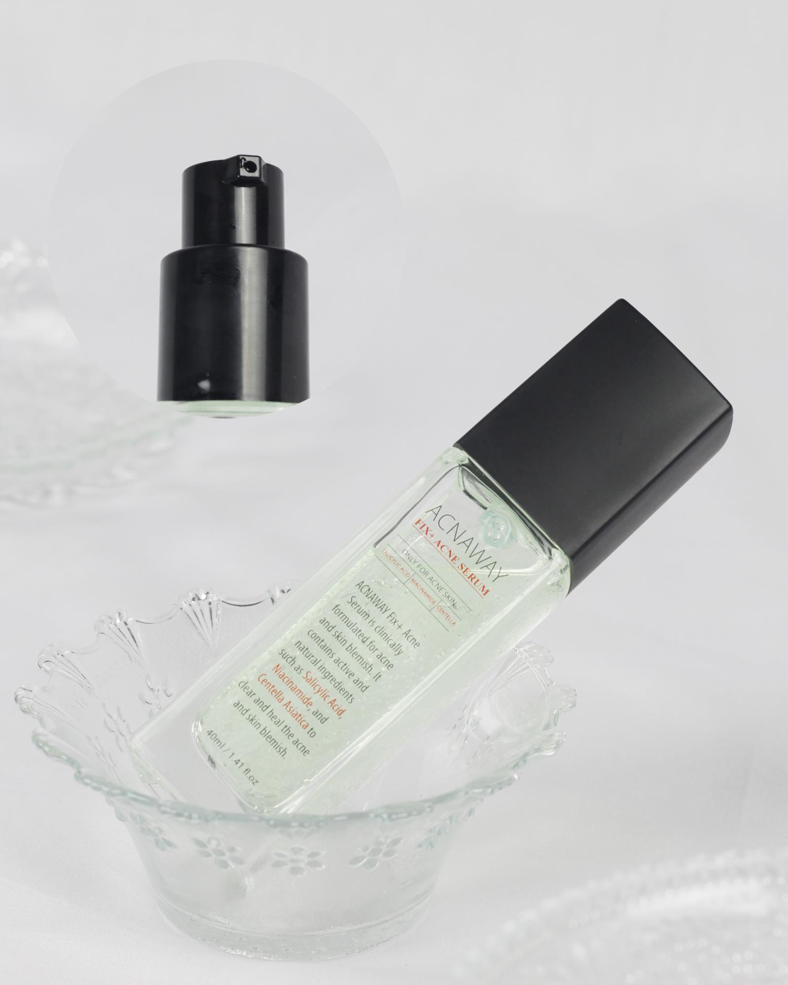 kulitku emang jadi lebih gampang jerawatan Review Acnaway Fix+ Acne Serum, Efektif Untuk Jerawat
