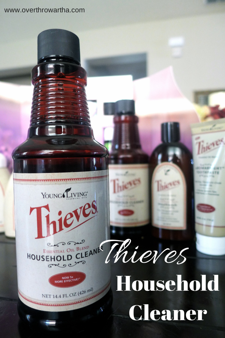 Thieves household all purpose cleaner how #greencleaning should be done! #yleo