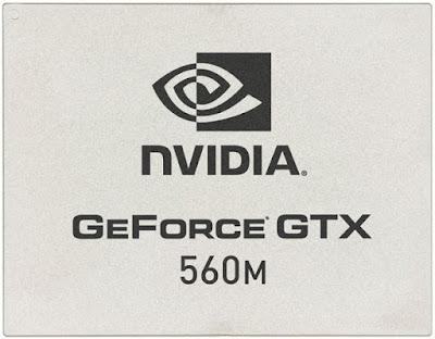 Nvidia GeForce GTX 560M(ノートブック)ドライバーのダウンロード