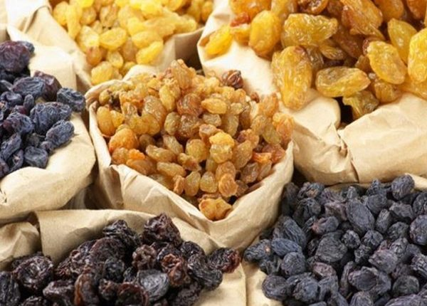 What are the benefits of raisins for the body