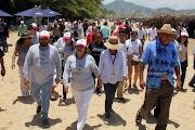 Recorre alcaldesa de Acapulco las playas Suave y Caleta