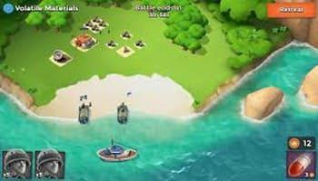 تحميل لعبة boom beach مهكرة
