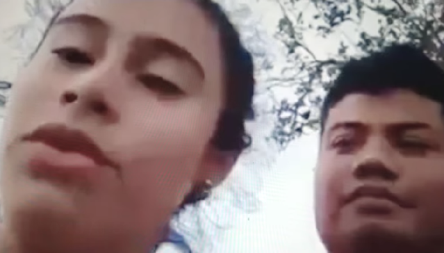No estoy secuestrada: mensaje de la menor Cindy Gabriela Pech Muñoz a sus padres