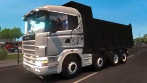 Scania Kapitel mod