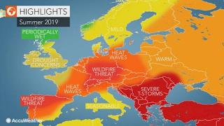 Δύσκολο καλοκαίρι με ακραία καιρικά φαινόμενα για Ελλάδα και Ευρώπη