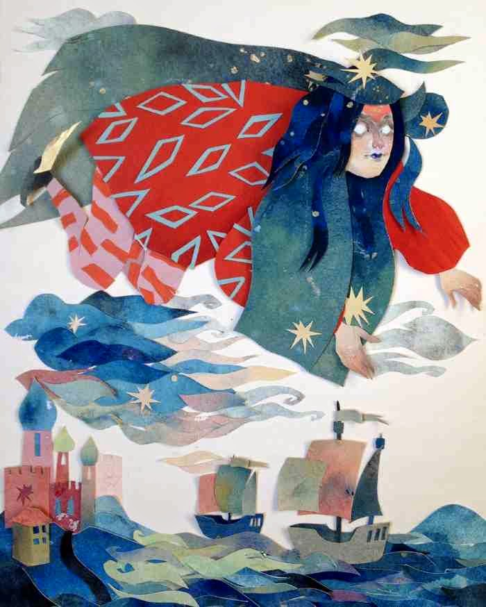 Привлекательные и сложные картины. Morgana Wallace