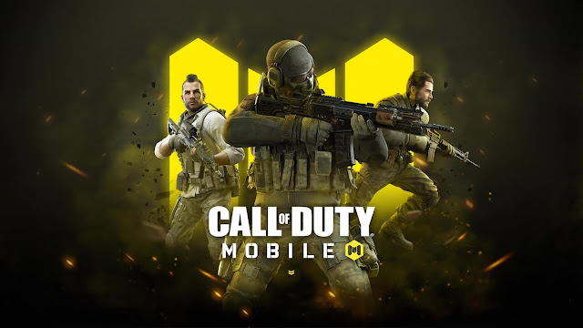 Game Online Android Terpopuler fps battle royale cod
