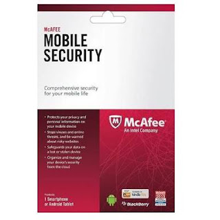 McAfee Mobile Security And Antivirus App