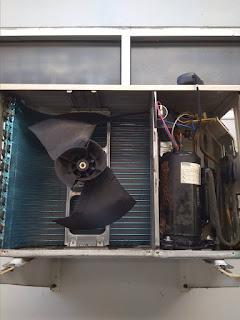 kompresor ac mati hidup, kompresor ac macet, kompresor ac overheat