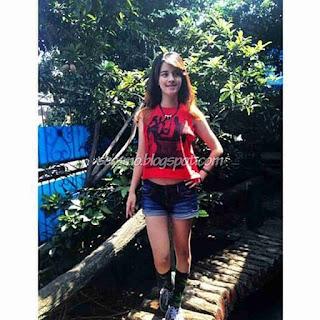 Foto Terbaru Sabrina Sameh Pemeran Sabrina Anak Jalanan
