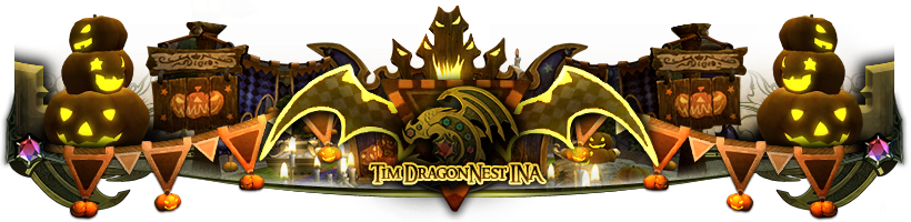 Event Halloween Mega Discount Dragon Nest