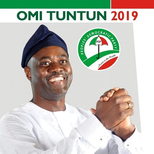 Governor Seyi Makinde The Man Of The People.