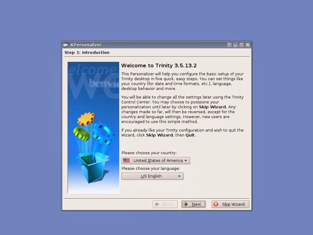 Anarchy != Chaos: Installing the Trinity Desktop Environment