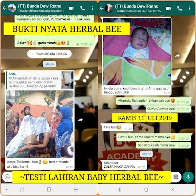 Hamil Berkat Herbal Bee