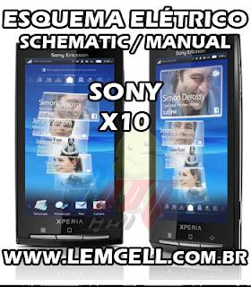 Esquema Elétrico Smartphone Celular Sony Xperia X10 Service Manual schematic Diagram Cell Phone Smartphone Sony Xperia X10 Esquematico Smartphone Celular Sony Xperia X10
