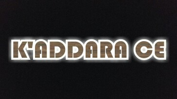 K'ADDARA CE CHAPTER 4