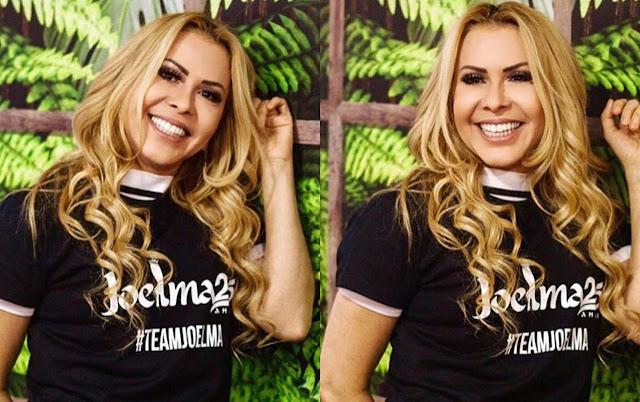 Joelma grava DVD solo em Goiânia com participação de Xand Avião, Lauana Prado e Ludmilla Ferber