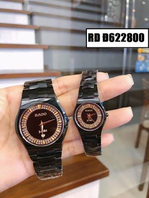đồng hồ Rado dây đá ceramic RD Đ622800