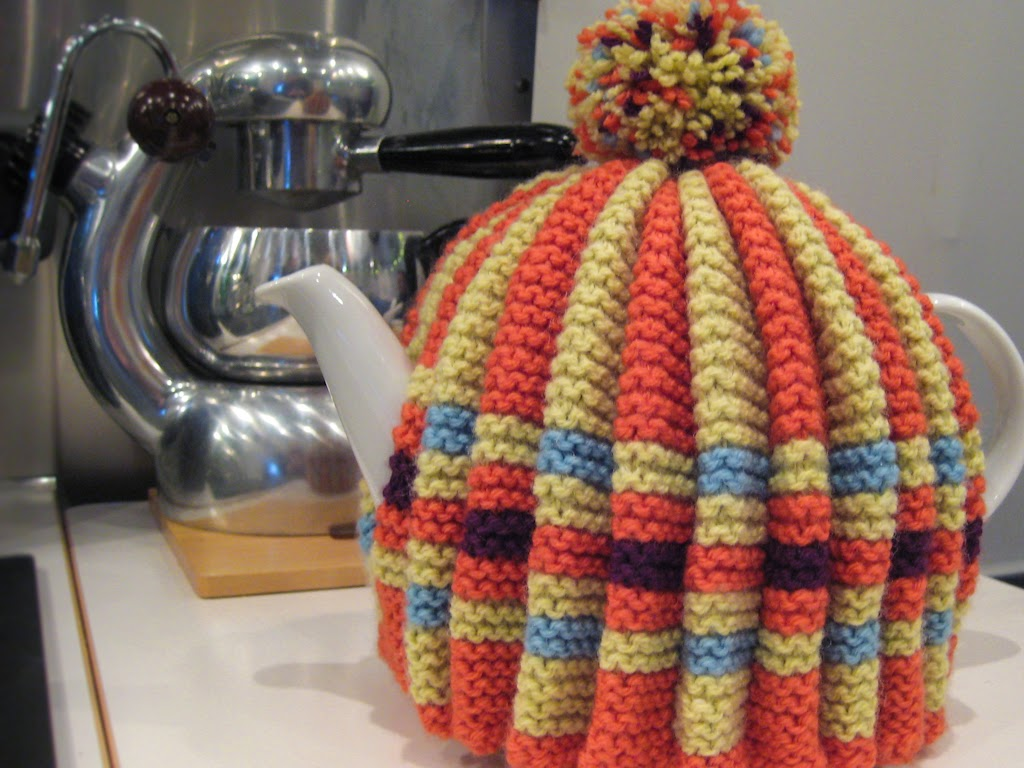 Notes From A Nomadic Knitter