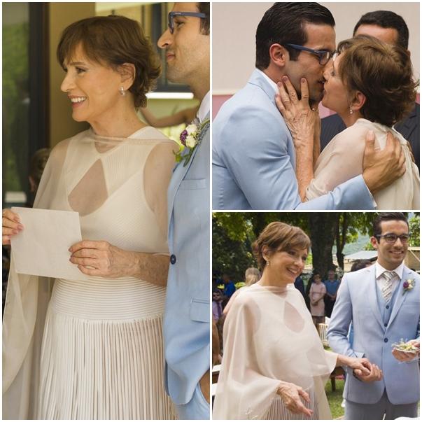 vestido de noiva beatriz a dona do pedaço
