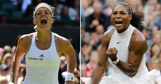 WIMBLEDON : SERENA WILLIAMS SFIDERA ' ANGELIQUE KERBER PER IL TITOLO