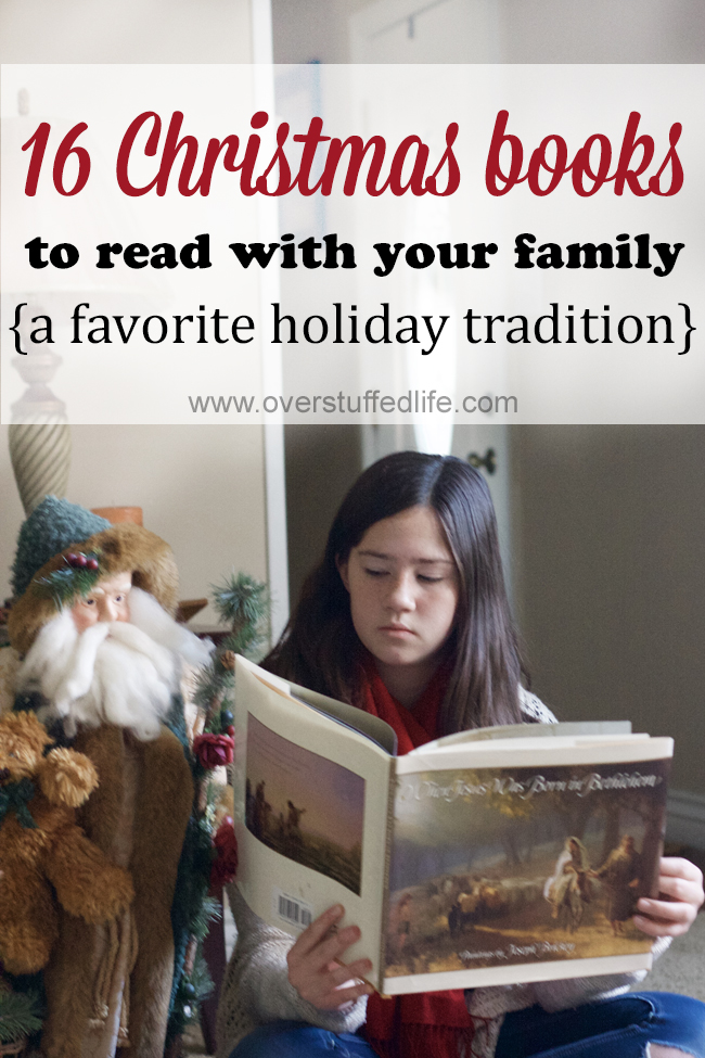 Even More Christmas Books to Read With Your Family