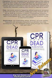 Karen Wiesner's CPR for Dead or Lifeless Fiction