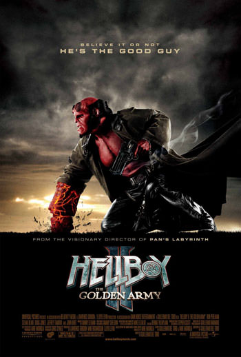 Hellboy 2008 Dual Audio