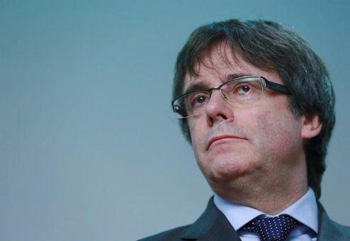 Justicia belga cierra caso contra Puigdemont y exconsejeros