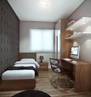 Mendesain kamar anak boleh dibilang gampang-gampang susah.  Apalagi memikirkan ide bagaimana seharusnya desain kamar anak di ruang yang sangat sempit.