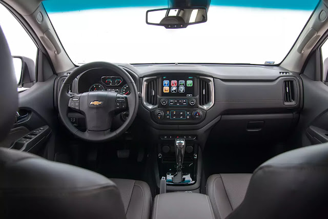 Chevrolet Trailblazer 2018 - interior