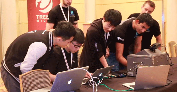 Chinese Hackers won $215,000 for Hacking iPhone and Google Nexus at Mobile Pwn2Own