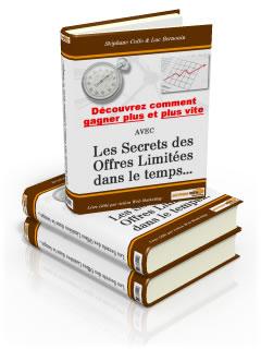 télécharger l'ebook Les Secrets des Offres Limitées dans le temps !
