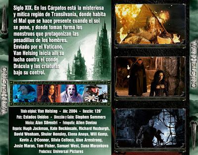 Van Helsing - [2004]