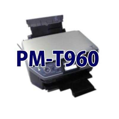 Epson Colorio PM-T960ドライバーダウンロード