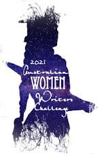 2021 Australian Women Writer's Challenge logo
