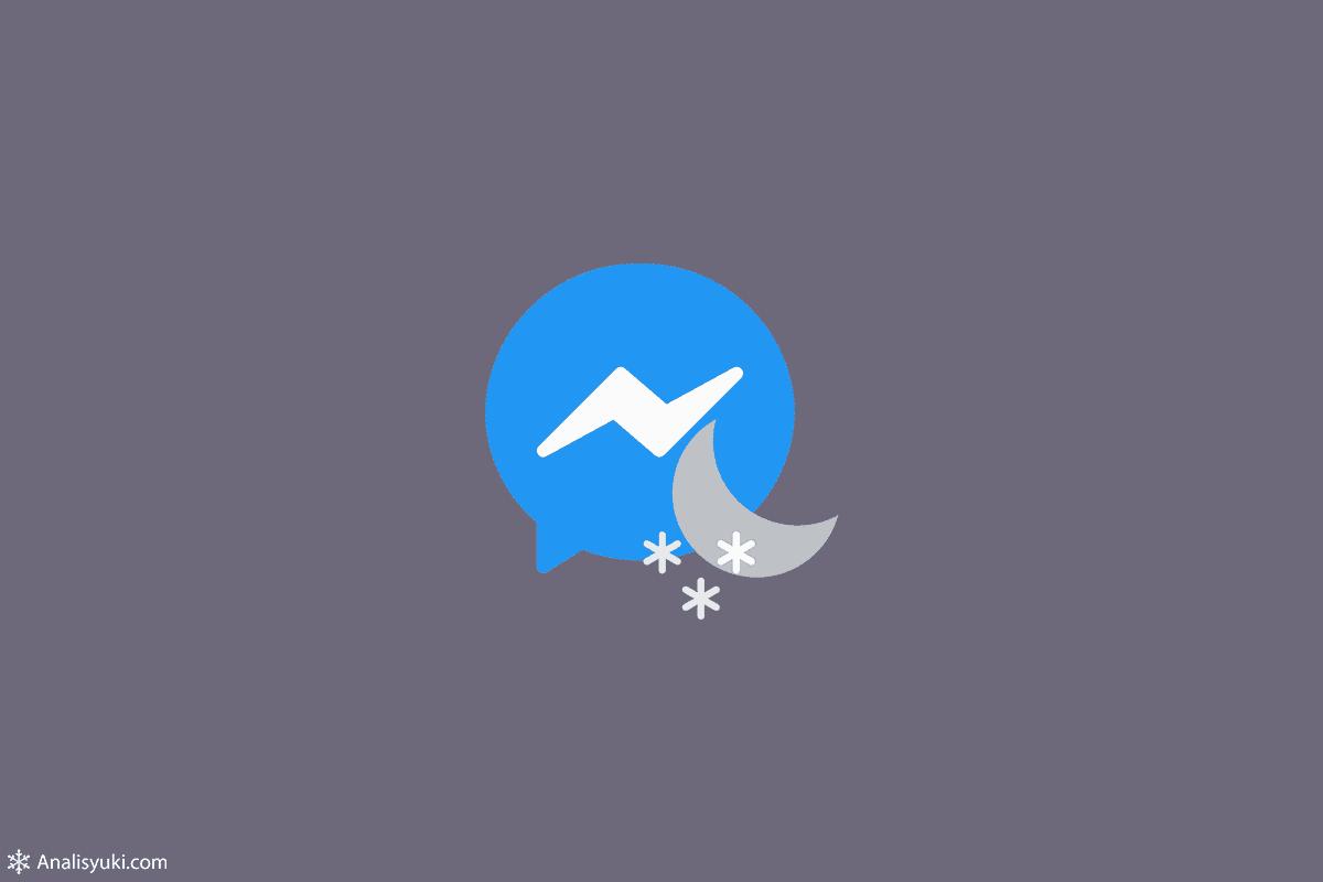 Cara Mengaktifkan Mode Malam di Facebook Messenger
