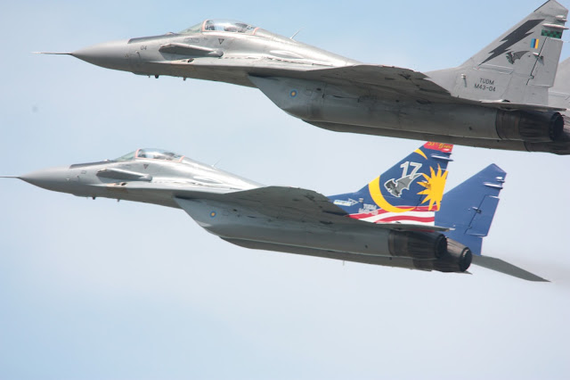 Malaysia Akan Ganti Pesawat Tempur F-5 dan MiG-29 Yang telah Tua, Indonesia