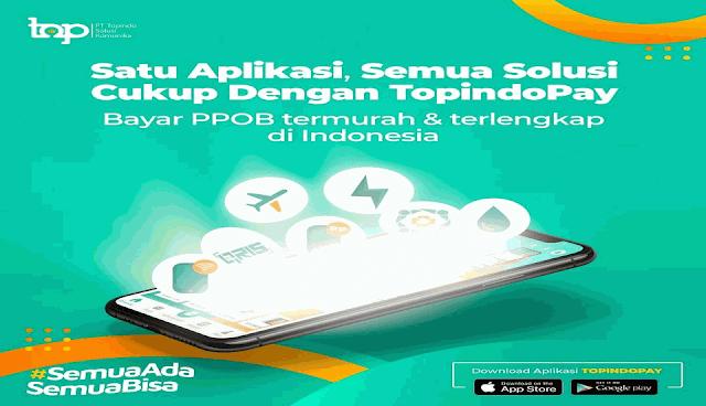 Tentang Topindopay PT. Topindo Solusi Komunika