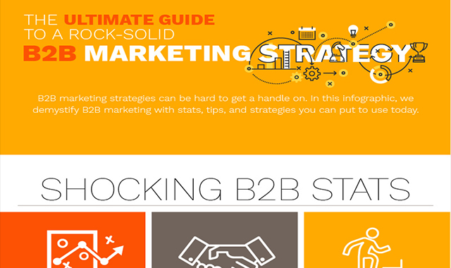 The Ultimate Guide to a Rock-Solid B2B Marketing Strategy