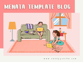 Menata Template Blog