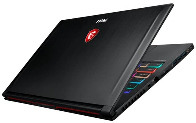MSI GS63 Stealth 8RE-063XES: ultrabook gaming Core i7 con disco SSD (512 GB) y gráfica GeForce GTX 1060 (6 GB)